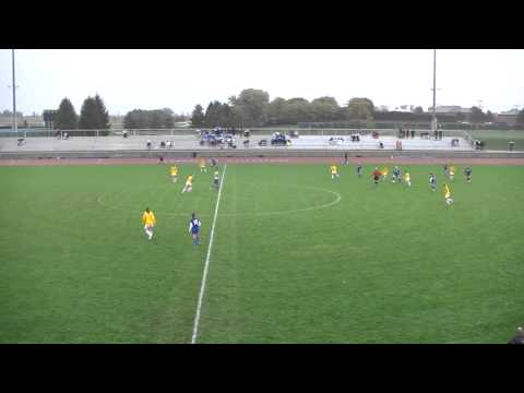 2014 Ursuline College Soccer Highlights