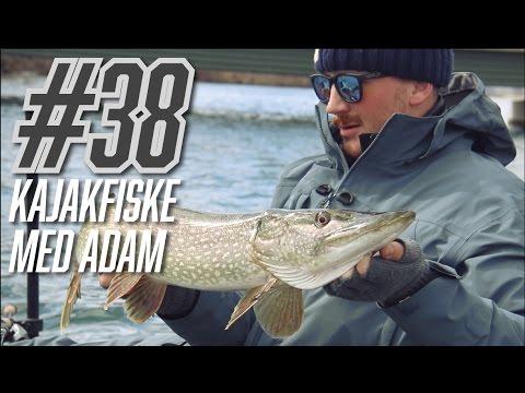 Kajakfiske Med Adam Orre (VLOG #38) Tackelsnack