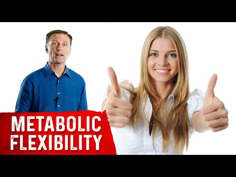 The Best Way to Get Metabolic Flexibility