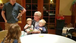 Grandpa Beck's Big Surprise!