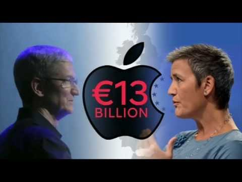 Apple's tax evasion exposed: Margrethe Vestager vs Allister Heath