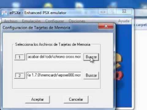 Como poner el Savegame de ps1 en emulador