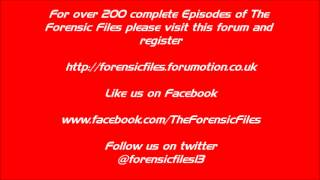 FORENSIC FILES FULL EPISODES MEDICAL DETECTIVES