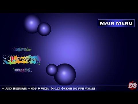 PS1 BIOS RetroPie Theme [Work In Progress] Coming Soon!