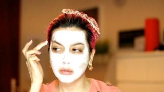 پاکسازی و آبرسانی پوست در خانه | Anahita