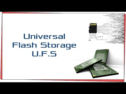 Universal Flash Storage