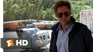 Clear and Present Danger (8/9) Movie CLIP - Two Million Dollar Helicopter (1994) HD
