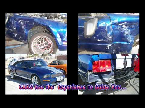 CARS Collision Auto Repair Specialist 760.948.5151 –9625 Tamarask Av Hesperia CA 92345