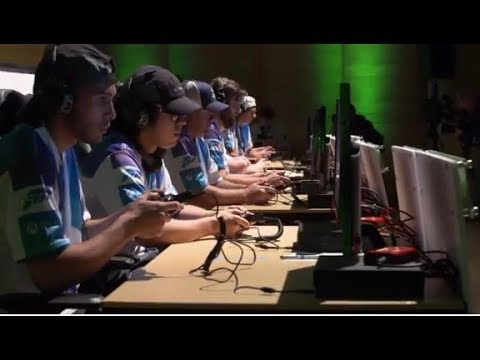 First-Ever Xbox Gaming Tournament Hosted At 2018 Special Olympics USA Games