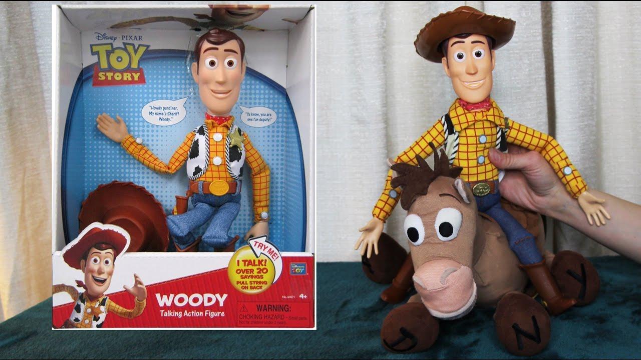 Bullseye Talking Action figure Official Disney Toy Histoire