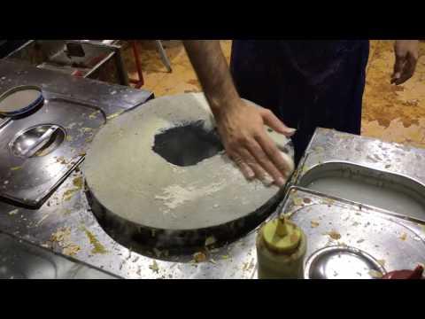 Iran Street Food Scene - Regag Bread — Bandar Abbas