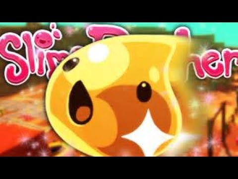 how to make gold slime slime rancher