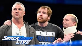 AJ Styles challenges James Ellsworth to a Ladder Match for a contract: SmackDown LIVE, Nov. 22, 2016