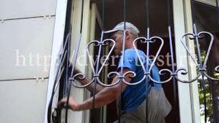 Решетки на окна Москва 28 08 14 -