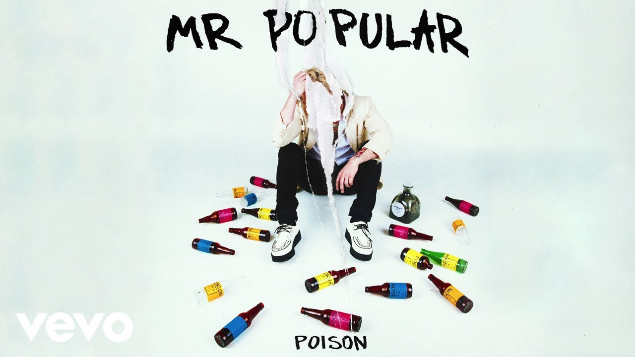 Mr  Popular's new single Poison out today - WithGuitars
