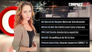 COMPACT TV-Magazin: Asylflut – Die Invasion der Siedler