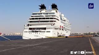 نشاط في سياحة البواخر بالعقبة خلال رمضان (23-5-2019)