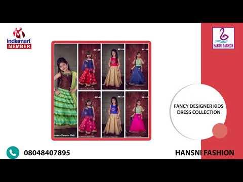6dba2b76724de Mix Fabric Fancy Designer Kids Dress Collection, Rs 800 /piece | ID:  16712762855