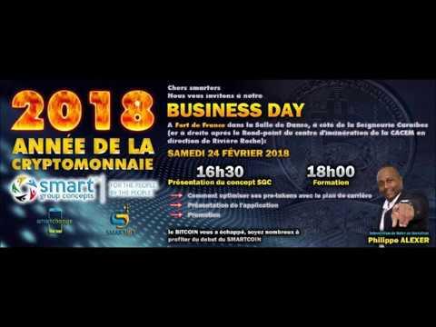 SGC, Business day du 24/02/2018 : Intervention de Philippe Alexer