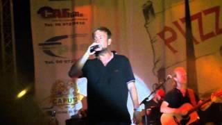 Marco Masini:Medley Live-Abbracciami-Vai con lui-Cuccioli-Parco Pallotta-Ostia Lido 12/07/2011