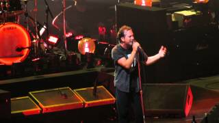 Pearl Jam-Daughter-Keep It In Motion-Another Brick in the Wall pt 2 10-01-14 Cincinnati, Ohio