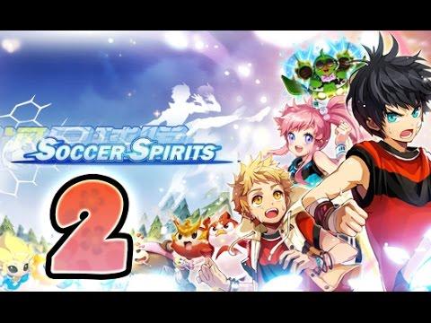 Soccer Spirits (IOS, Android) Tutorial Gameplay Walkthrough Part 2