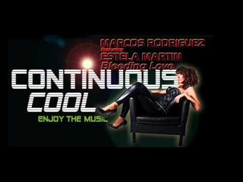 MARCOS RODRIGUEZ Feat ESTELA MARTIN - BLEEDING LOVE.wmv