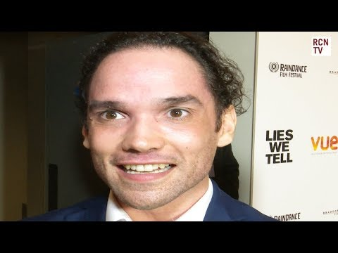 Reece Ritchie  Lies We Tell Premiere