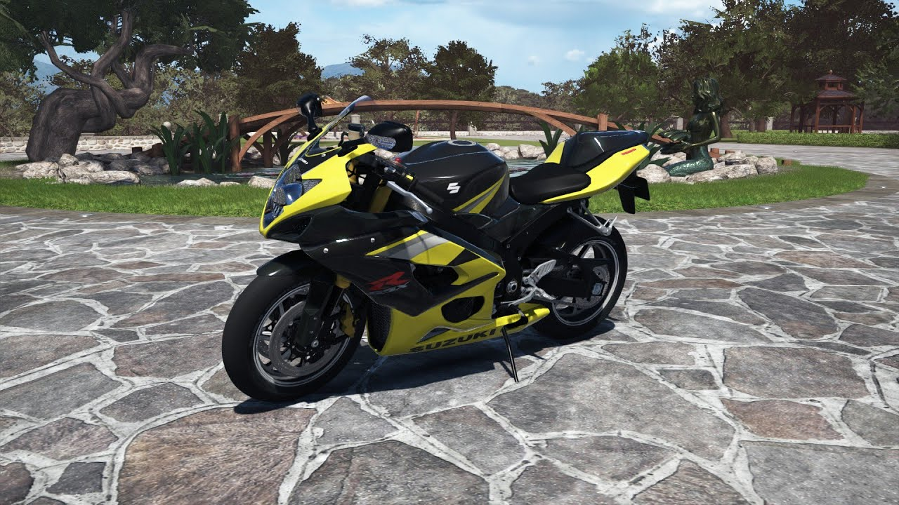 ride gameplay suzuki gsx r 1000 k5 2005 youtube. Black Bedroom Furniture Sets. Home Design Ideas