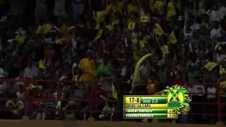 CPL 2014 Highlights - Match 5 Guyana Amazon Warriors v The Red Steel