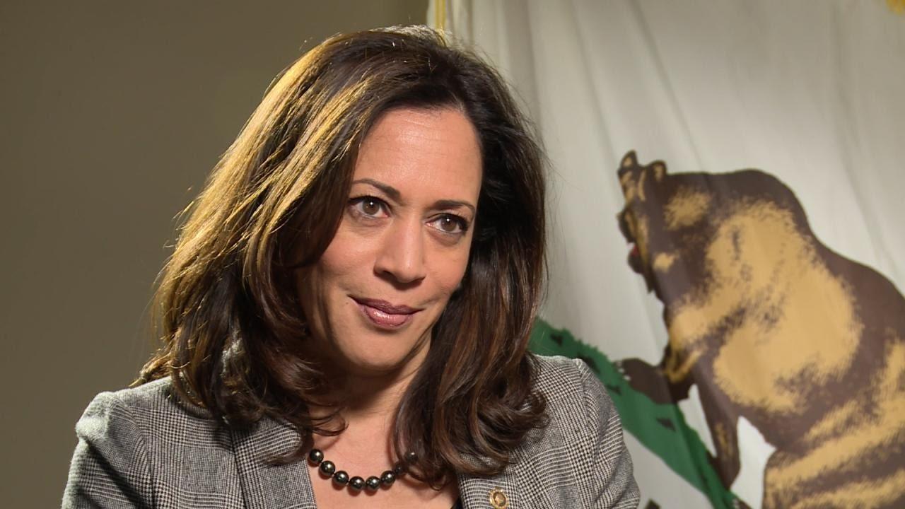 Interview With Senator Kamala Harris Youtube