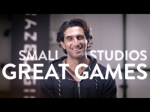 Small Studios - Great Games