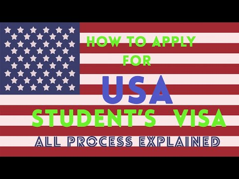 How to apply for USA's student visa Nepali Version