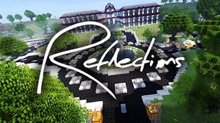 Reflections - An SG PvP Montage (Minecraft Badlion) | SG Montage 2017 | Minecraft PvP 2017