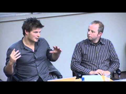 Coldplay Phil Harvey Interview at Leeds Metropolitan University