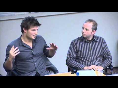 Coldplay Phil Harvey Interview at Leeds Metropolitan University fragman