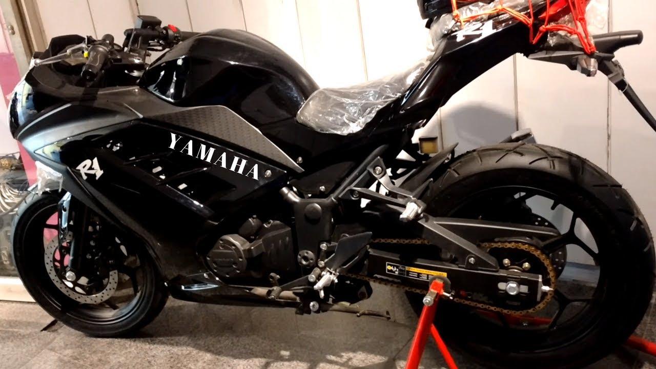 Yamaha R1 New Model 2018 Replica Price In Pakistan On Pk Bikes