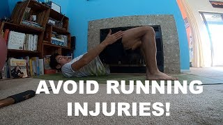 HELP PREVENT RUNNING OVERUSE INJURY: STRENGTH, EXERCISES AND TRAINING TIPS by Sage Canaday