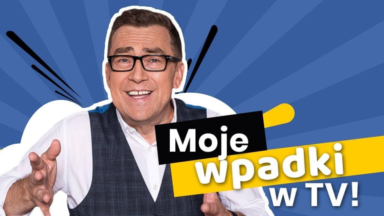 Maciej Orłoś | Moje największe wpadki w telewizji!