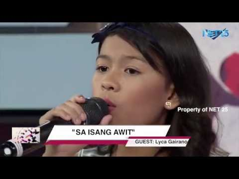 LYCA GAIRANOD & REYNAN DAL-ANAY NET25 LETTERS AND MUSIC Guesting - EAGLE ROCK AND RHYTHM