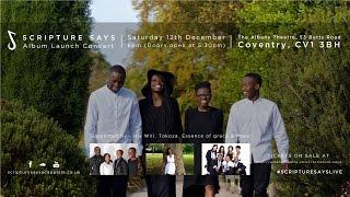 Scripture Says - Album Launch promo 2015