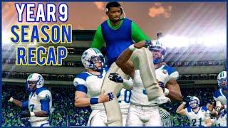 Year 9 Recap w/ Career Stats - NCAA Football 14 Dynasty | Ep.166