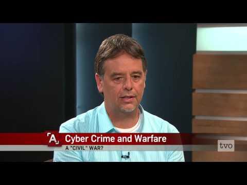 Ron Deibert: Cyber Crime and Warfare