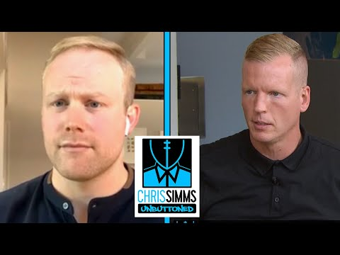 Fantasy Football: Best early-round draft strategy, rookie WRs | Chris Simms Unbuttoned | NBC Sports