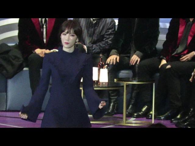 [MAMA2016] 太妍 - 攞女Solo獎反應