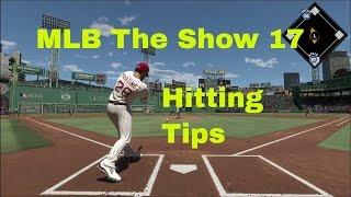 MLB The Show 17 - Hitting Tips Make America Rake Again