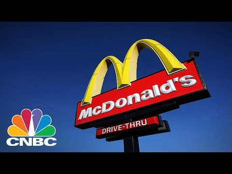 McDonald's Rolling Out Table-Service: Bottom Line | CNBC