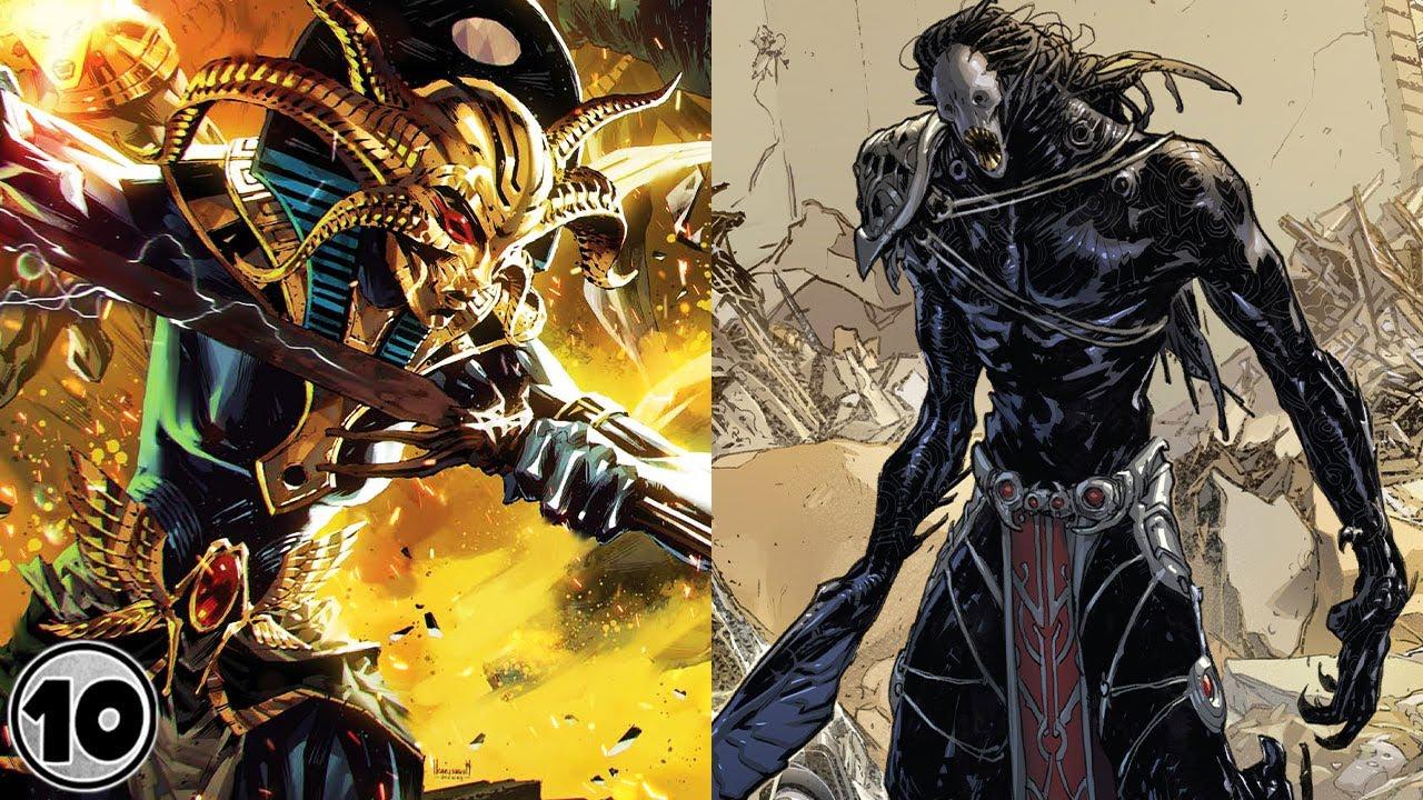 Top 10 Newest Marvel Comics Villains – Part 3