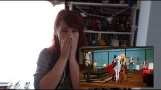 RWBY Volume 5 Chapter 6 Reaction | I love you Ruby