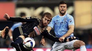 HIGHLIGHTS: New York City FC vs Philadelphia Union | April 16, 2015